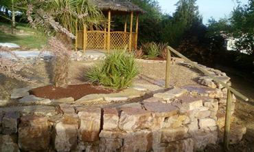 mur pierres seches toulouse , paysagiste colomiers, creation jardin toulouse , paysagiste toulouse , amenagement jardin colomiers